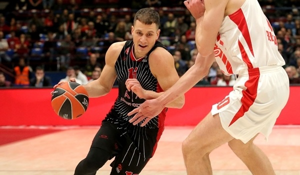 Panathinaikos adds firepower with Nedovic