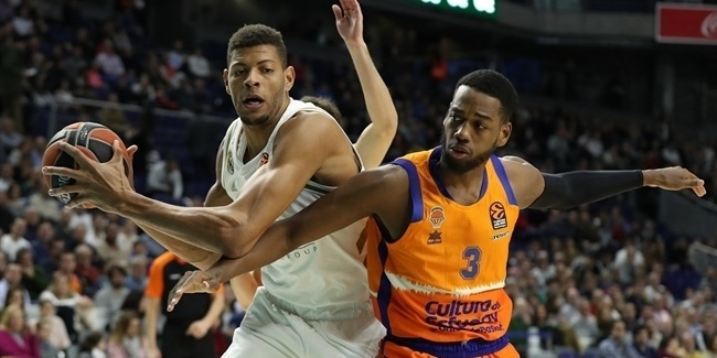 RS Round 12: Real Madrid vs. Valencia Basket