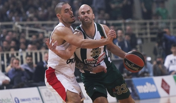 RS12 Report: Rice's 41 lifts Panathinaikos in Greek derby classic