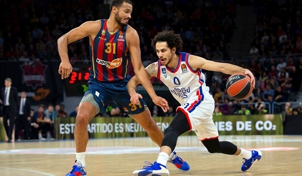 RS12 Report: Efes too much for Baskonia