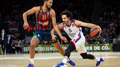 Efes too much for Baskonia