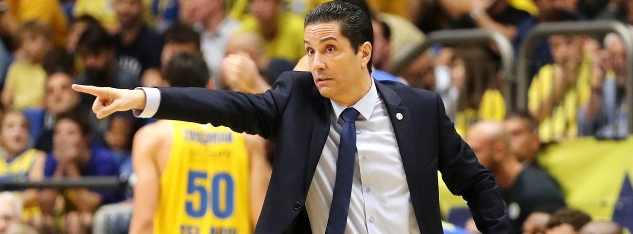 Under Sfairopoulos, Maccabi conjuring up memories of greatness