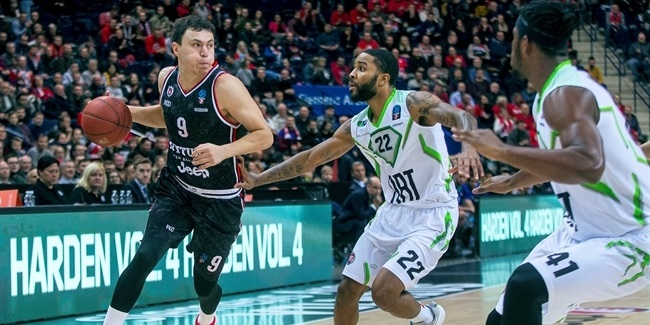 7DAYS EuroCup, Regular Season Round 9: Rytas Vilnius vs. Tofas Bursa