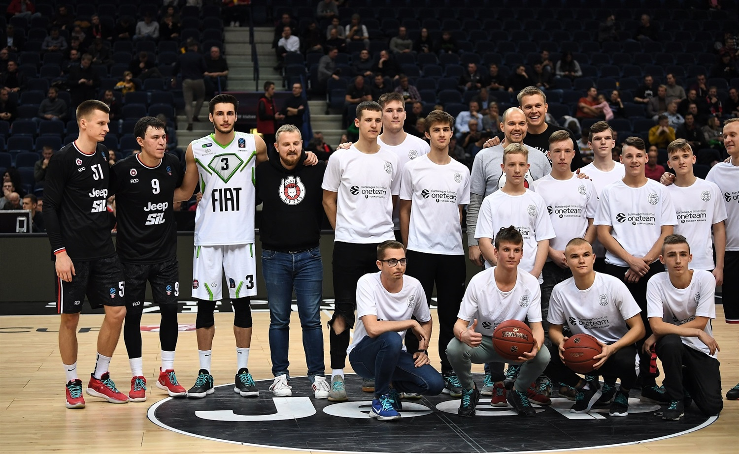 One Team Games - Rytas Vilnius vs. Tofas Bursa (photo Tofas - Ozan Demir) - EC19