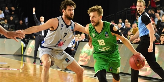 7DAYS EuroCup, Regular Season Round 9: Darussafaka Tekfen Istanbul vs. Germani Brescia Leonessa