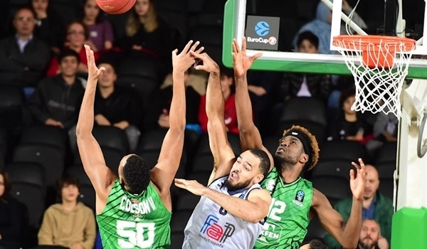 RS09 Report: Brescia claims big win, Darussafaka advances
