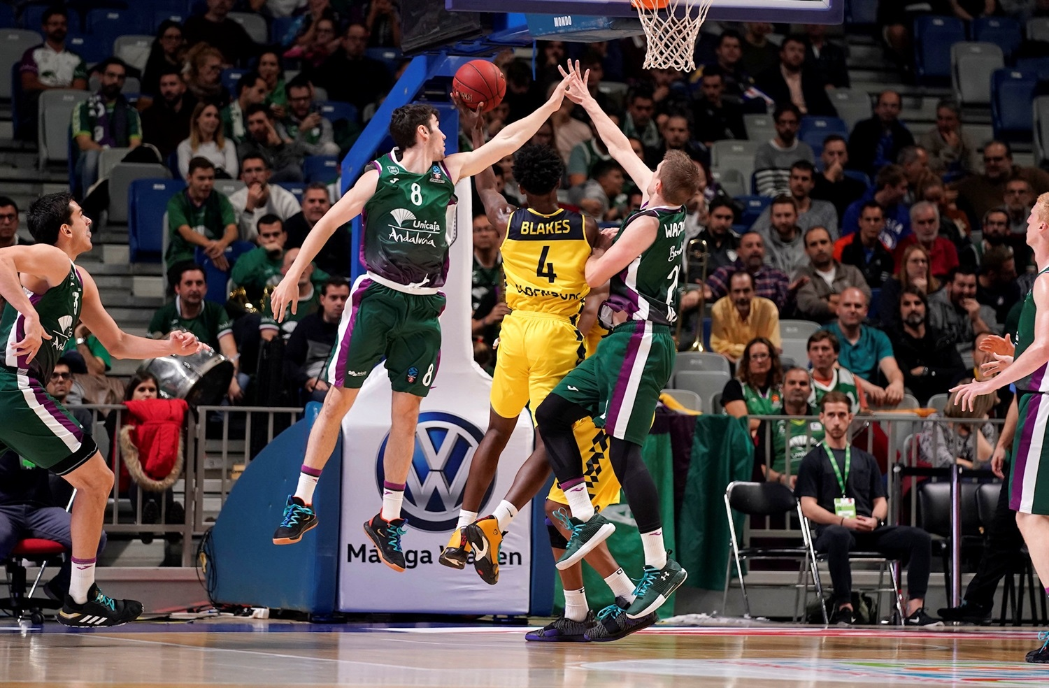 Gerry Blakes - EWE Baskets Oldenburg (photo Mariano Pozo - Unicaja) - EC19