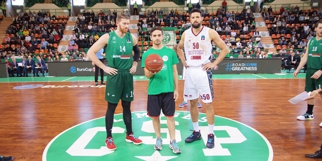 7DAYS EuroCup, Regular Season Round 9: Limoges CSP vs. Umana Reyer Venice