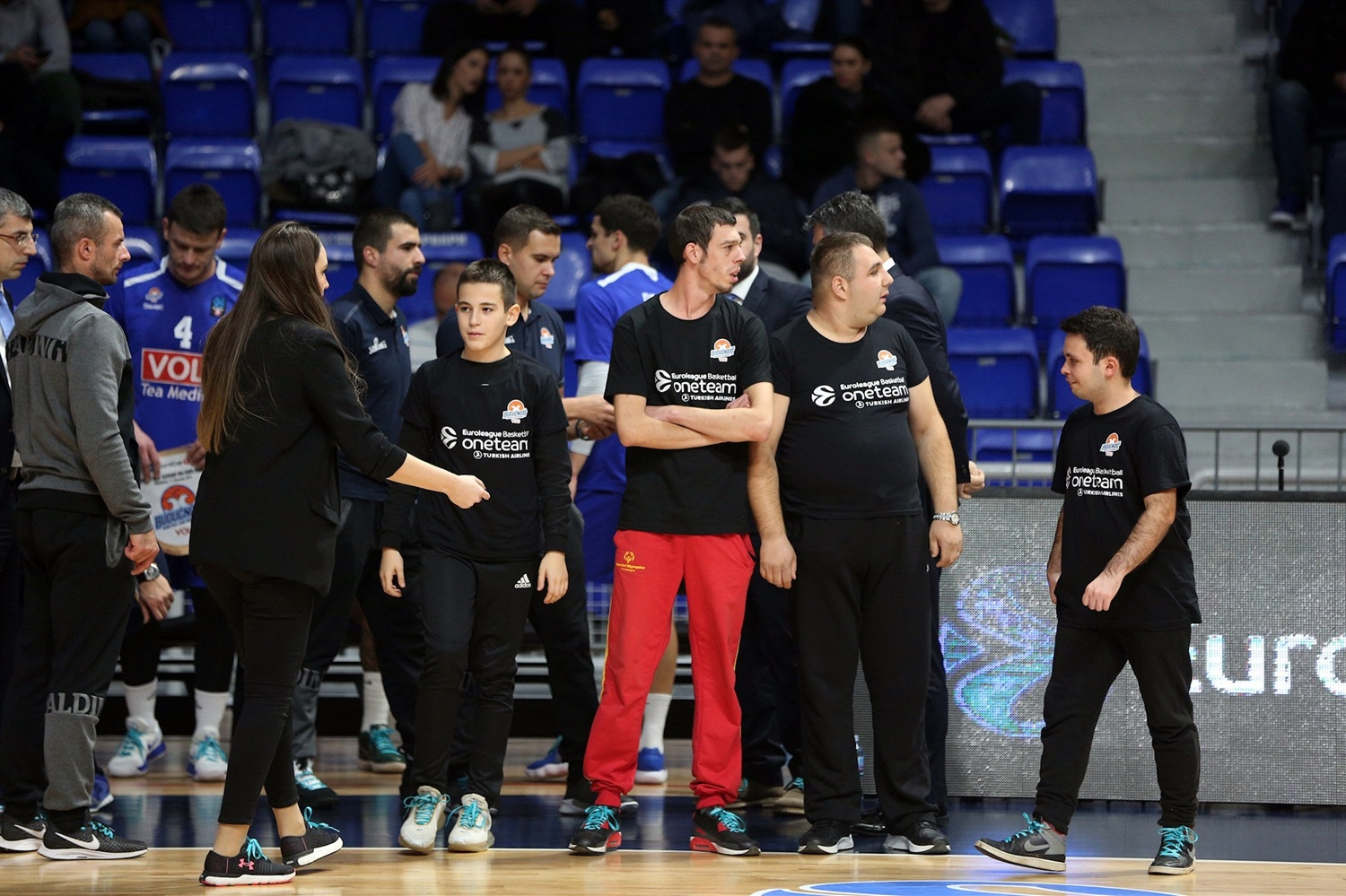 One Team Games - Buducnost VOLI Podgorica vs. Galatasaray Doga Sigorta Istanbul (photo Buducnost) - EC19