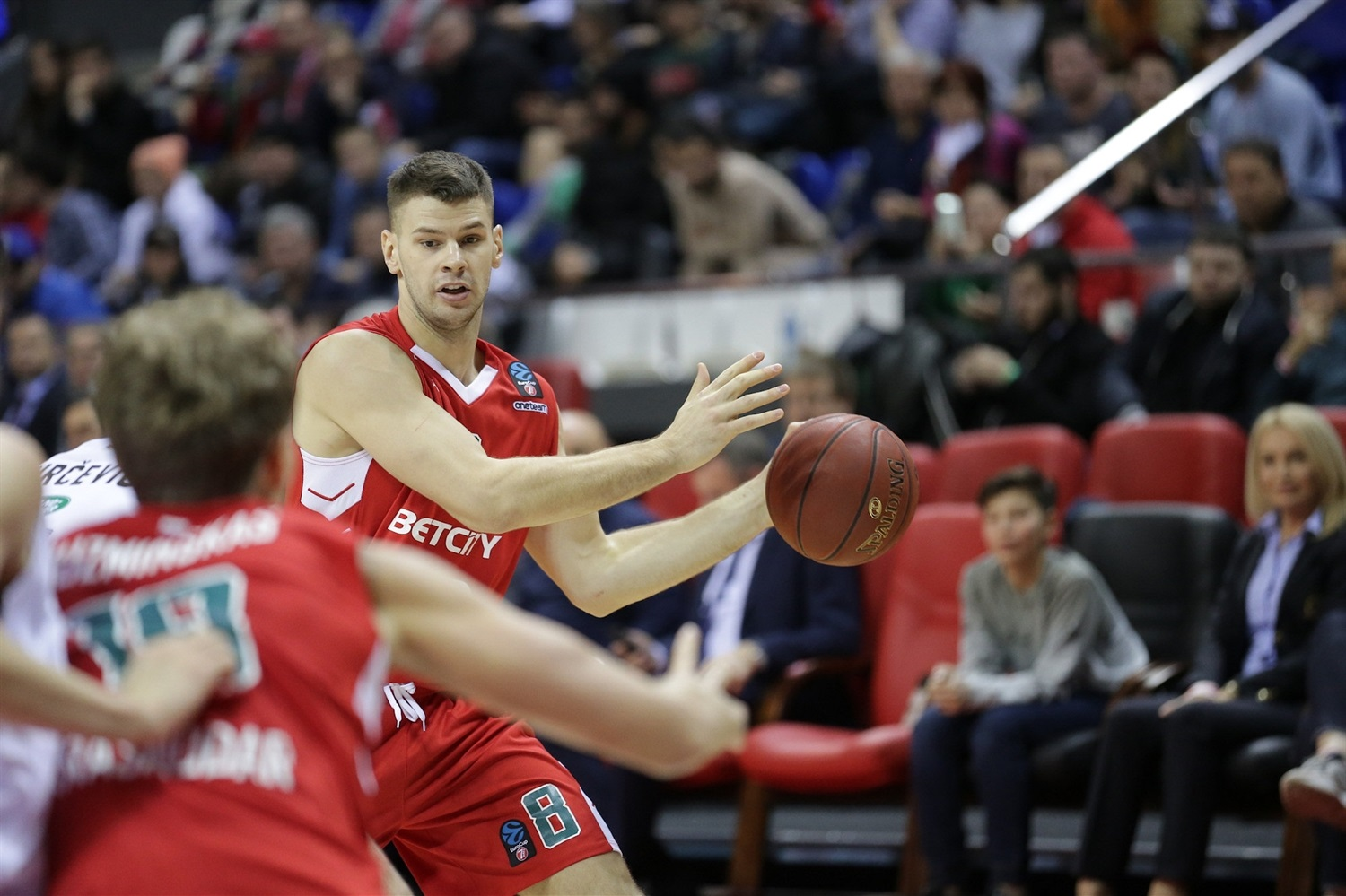 Dragan Apic - Lokomotiv Kuban Krasnodar (photo Lokomotiv) - EC19