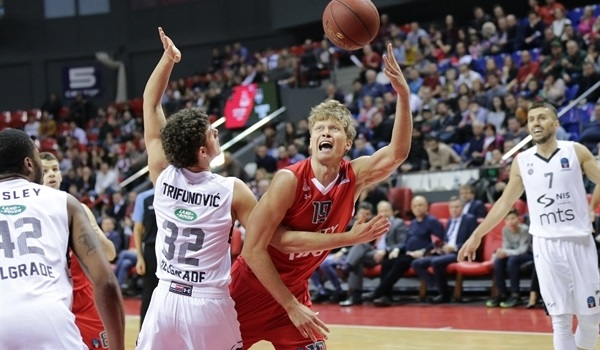 RS09 Report: Lokomotiv edges Partizan in Pashutin's return