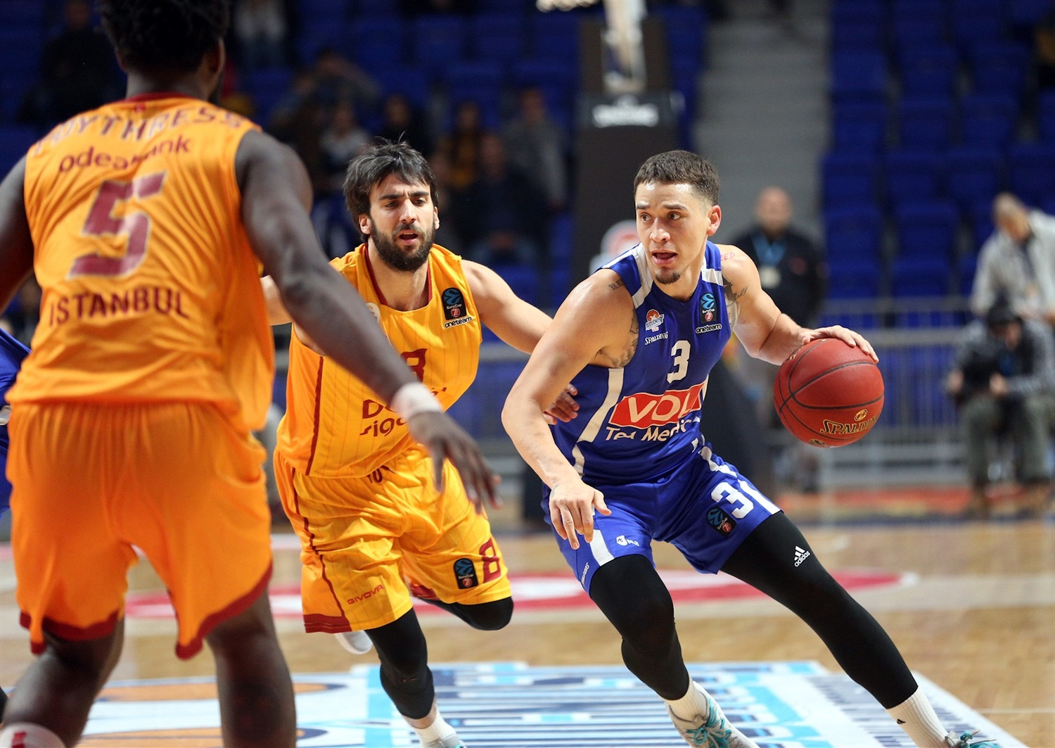 Scott Bamforth - Buducnost VOLI Podgorica (photo Buducnost) - EC19