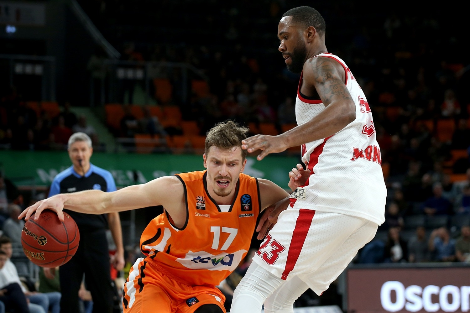 Andreas Obst - ratiopharm Ulm (photo Harry Langer) - EC19