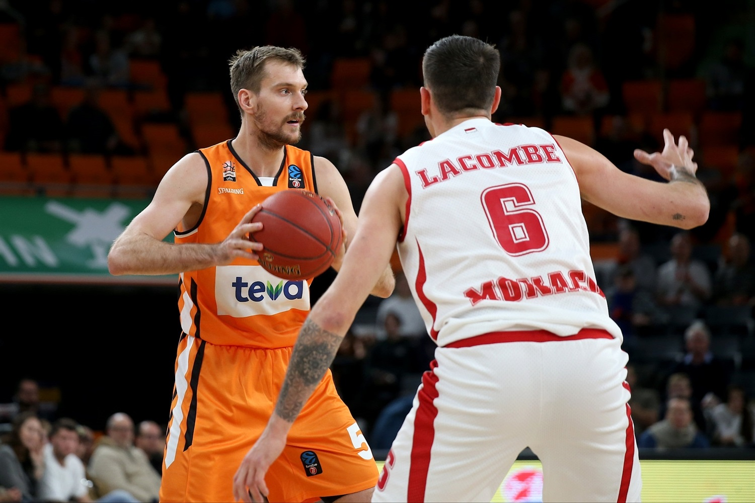 Zoran Dragic - ratiopharm Ulm (photo Harry Langer) - EC19