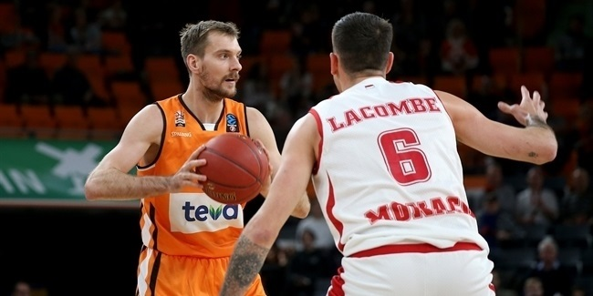 Baskonia tabs veteran Dragic