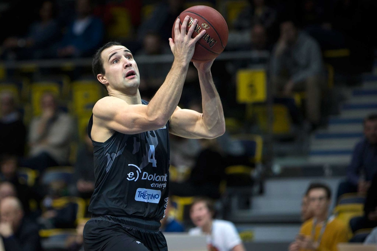 Aaron Craft - Dolomiti Energia Trento (photo Arka) - EC19