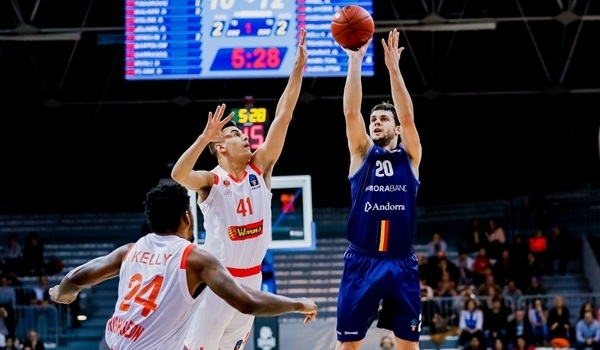 RS09 Report: Andorra  overpowers Rishon