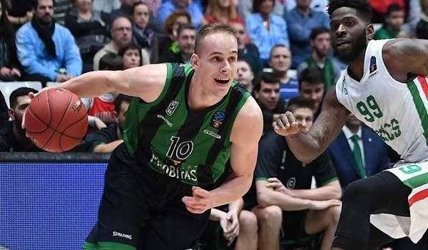 RS09 Report: Joventut suffocates UNICS to seal Top 16 spot