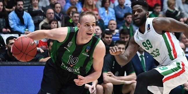Klemen Prepelic, Joventut: 'Pleasure to play such a great competition'