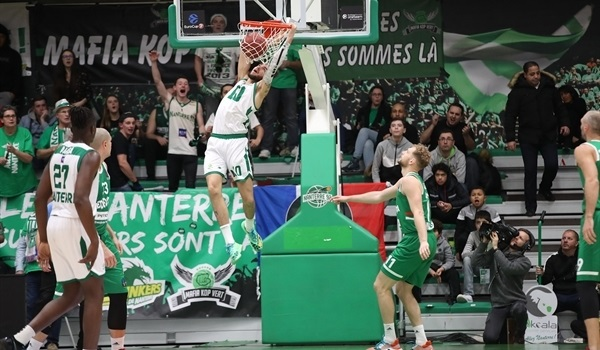 RS09 Report: After trailing by 24, Nanterre rallies to stay alive