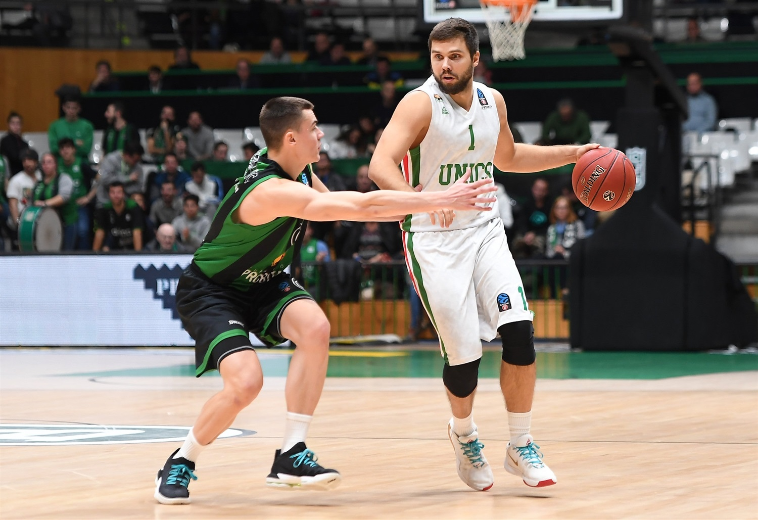 Pavel Sergeev - UNICS Kazan (photo David Grau - Joventut) - EC19