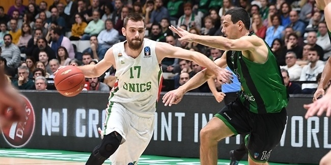 Promitheas signs Mantazaris away from UNICS