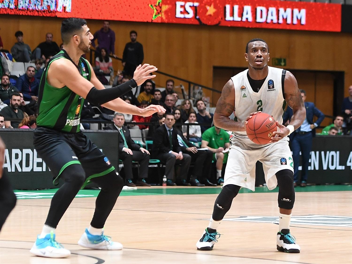 Raymar Morgan - UNICS Kazan (photo David Grau - Joventut) - EC19