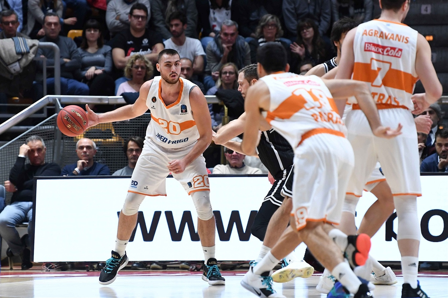 Chase Fieler - Promitheas Patras (photo Virtus) - EC19