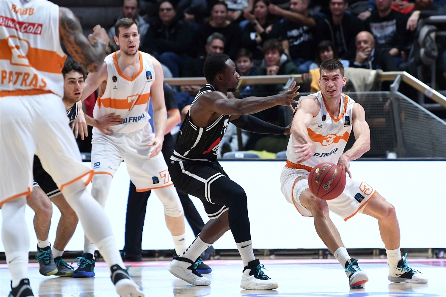 Oleksandr Lypovyy - Promitheas Patras (photo Virtus) - EC19