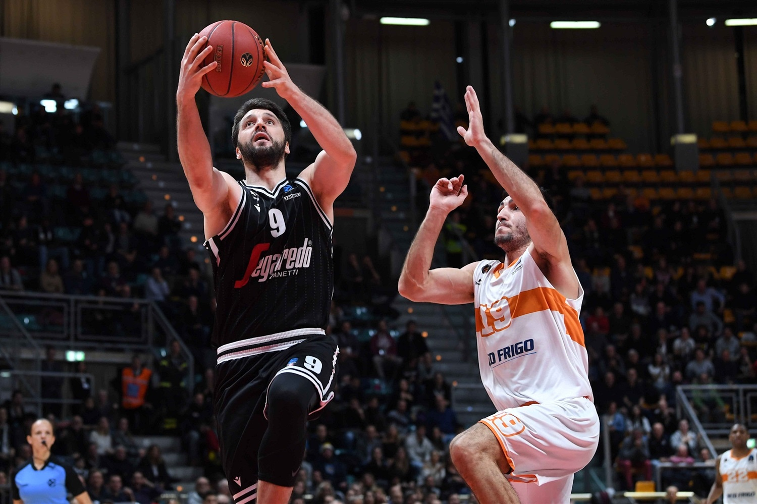 Stefan Markovic - Segafredo Virtus Bologna (photo Virtus) - EC19
