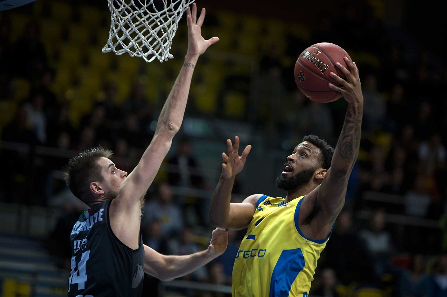Leyton Hammonds - Asseco Arka Gdynia (photo Arka) - EC19