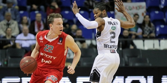 Lokomotiv pulled out win with heart and defense