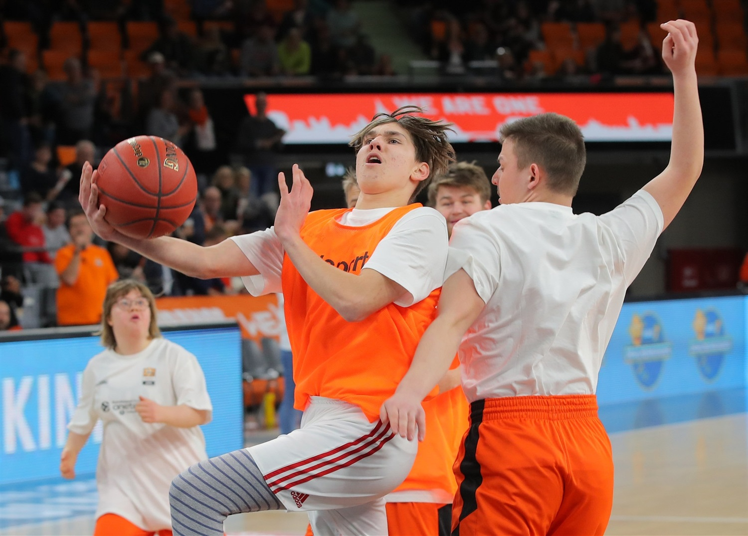 One Team Games - ratiopharm Ulm vs. AS Monaco (photo Florian Achberger) - EC19