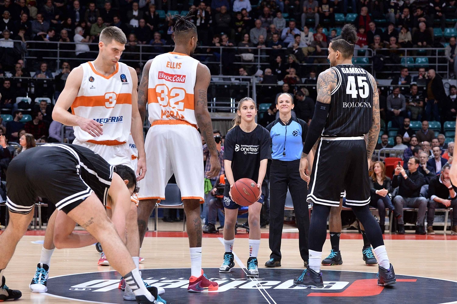 One Team Games - Segafredo Virtus Bologna vs.Promitheas Patras (photo Virtus) - EC19