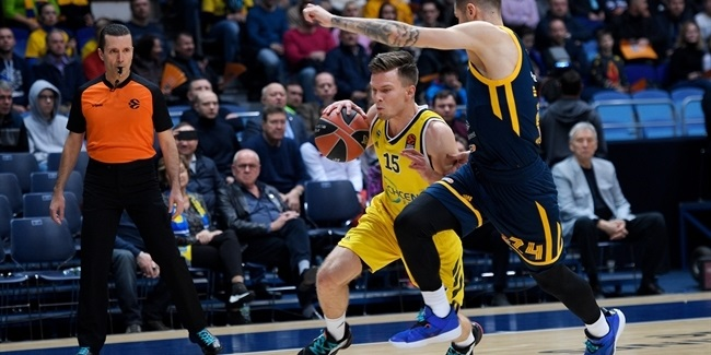 RS Round 13: Khimki Moscow Region vs. ALBA Berlin