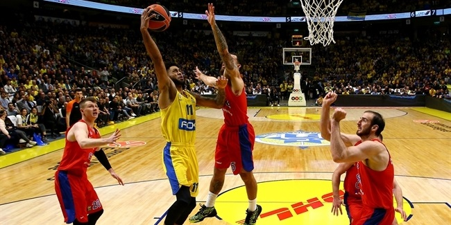 Maccabi dug deep to overcome injury crisis