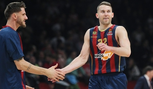 Stauskas found his EuroLeague groove
