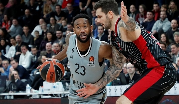 ASVEL roars past Milan in second half