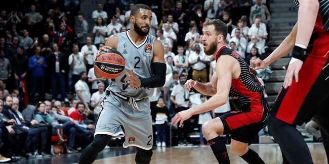ASVEL's offense, fortunes changed in 10 minutes