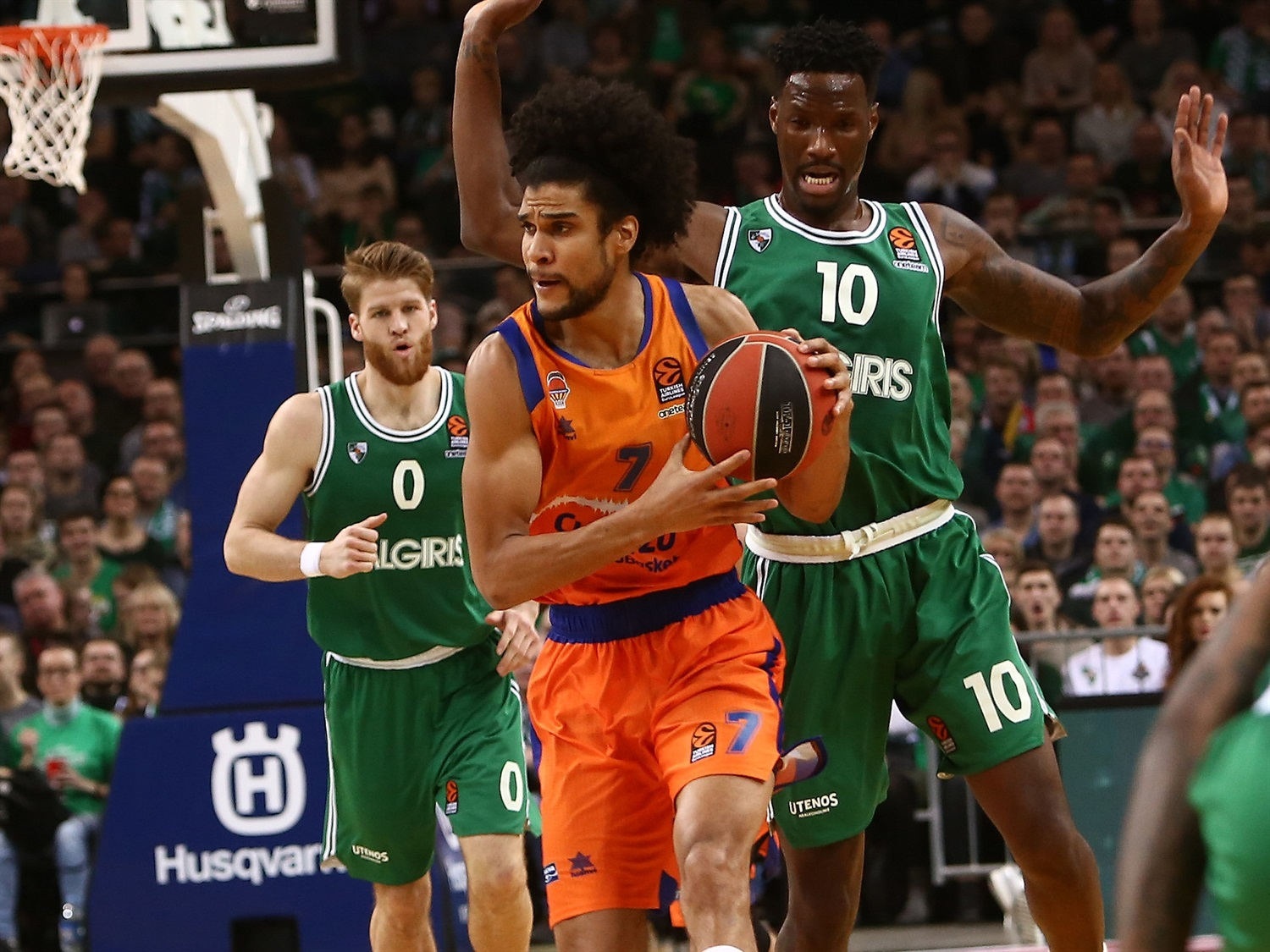 Louis Labeyrie - Valencia Basket - EB19