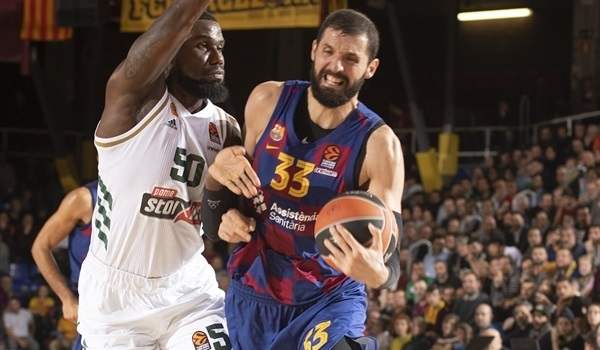 Barca stops Greens, stays second