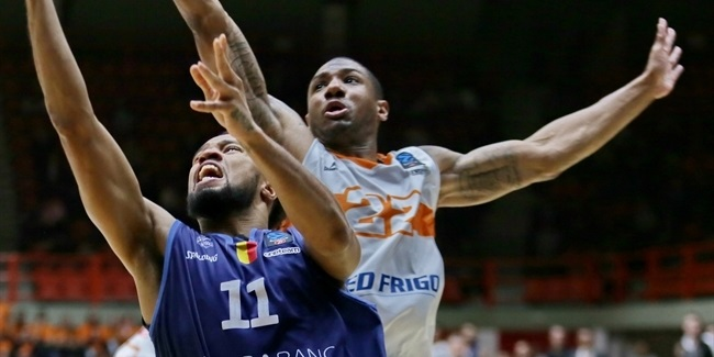 7DAYS EuroCup, Regular Season Round 10: Promitheas Patras vs. MoraBanc Andorra