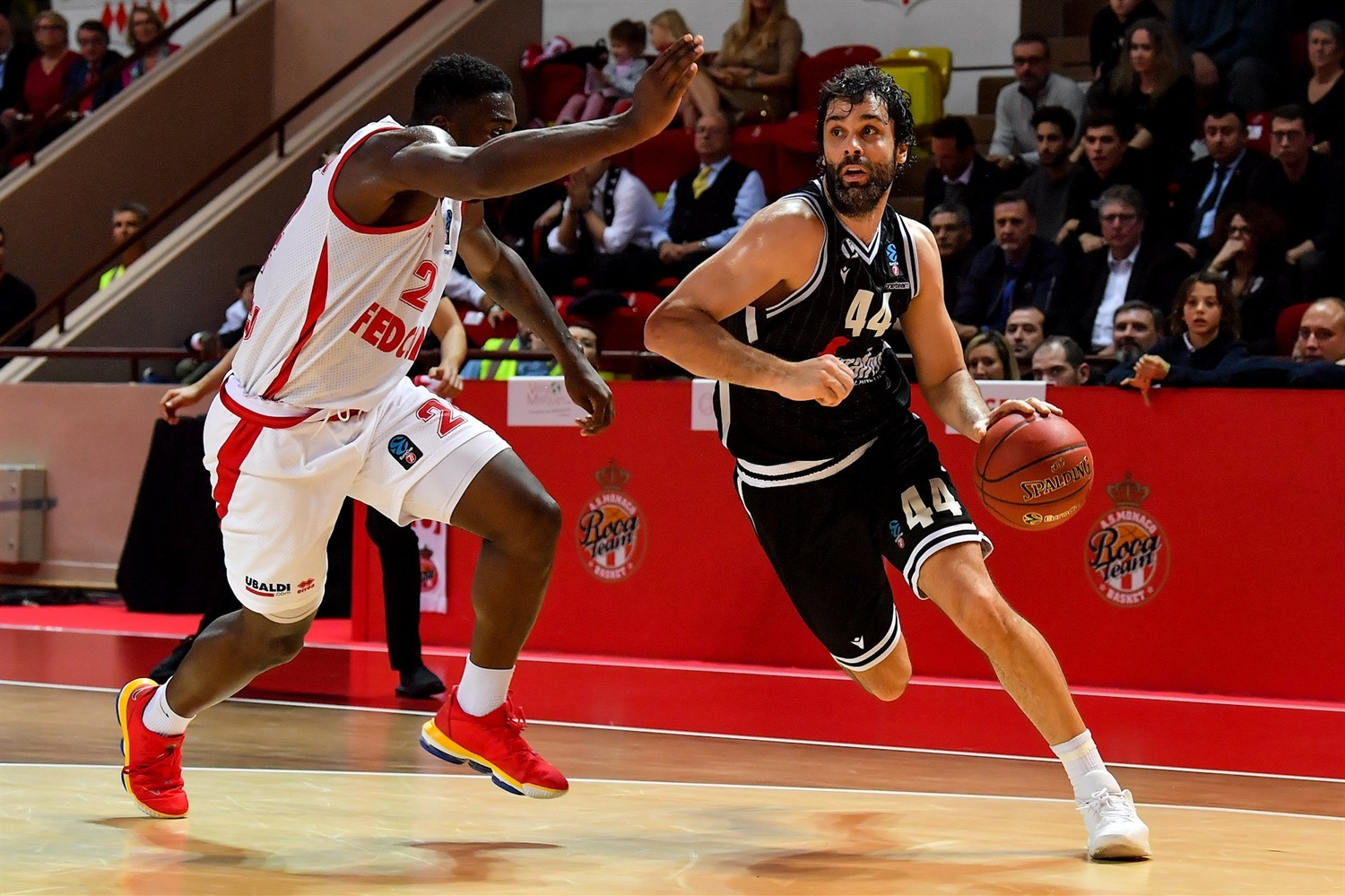Milos Teodosic - Segafredo Virtus Bologna (photo Monaco) - EC19