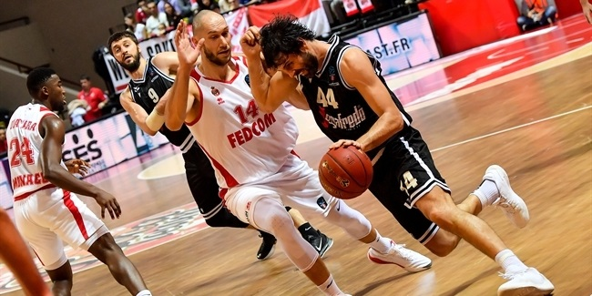 Interview, Milos Teodosic, Virtus: 'Too early to judge'