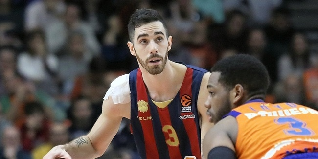 Baskonia's Vildoza out long-term