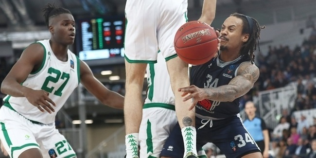 7DAYS EuroCup, Regular Season Round 10: Germani Brescia Leonessa vs. Nanterre 92