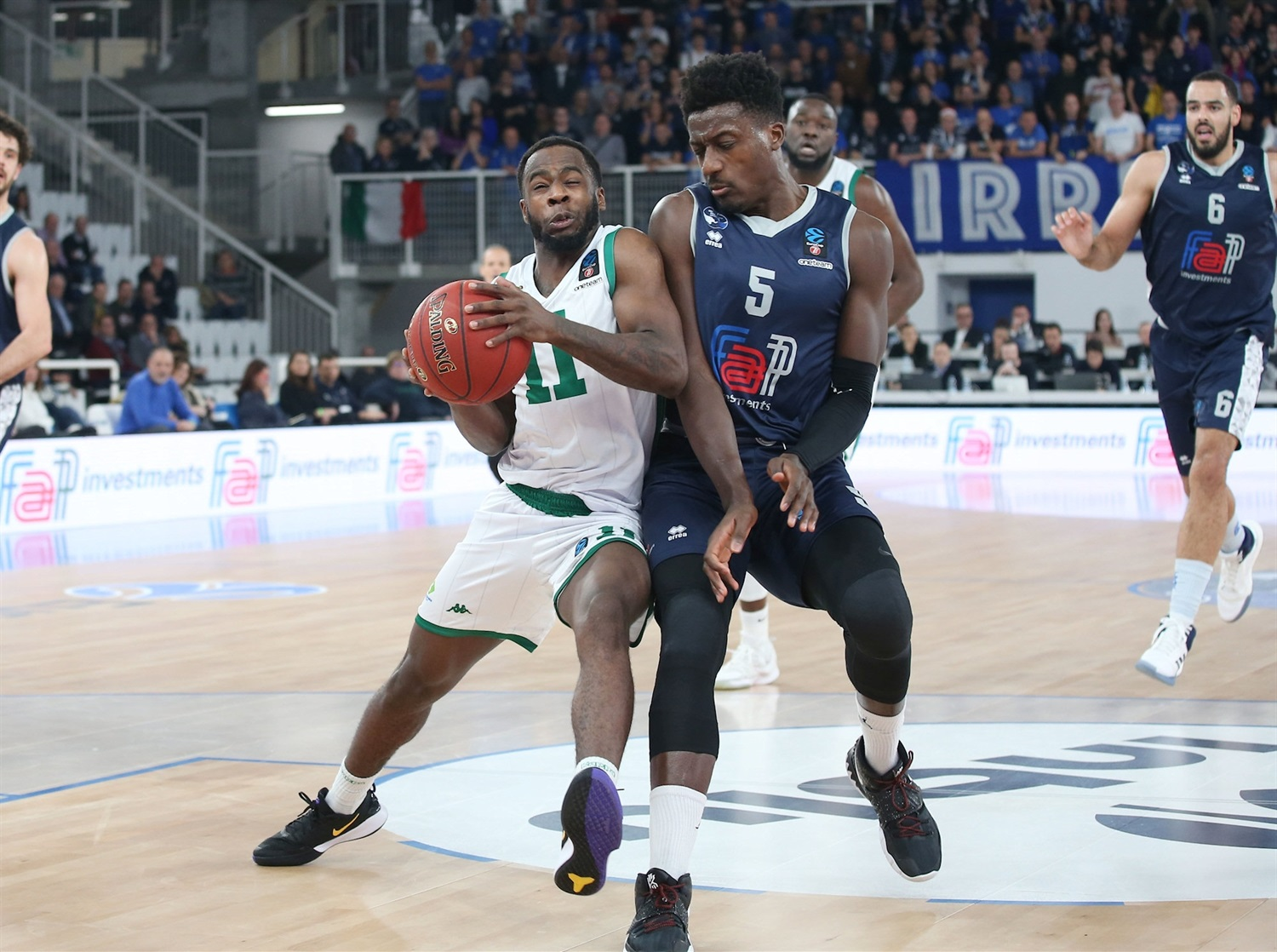Kenny Chery - Nanterre 92 (photo Brescia) - EC19