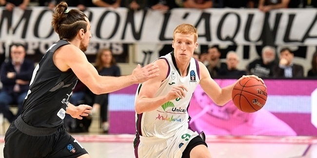 Unicaja commits long term with former EuroCup Finals MVP Diaz