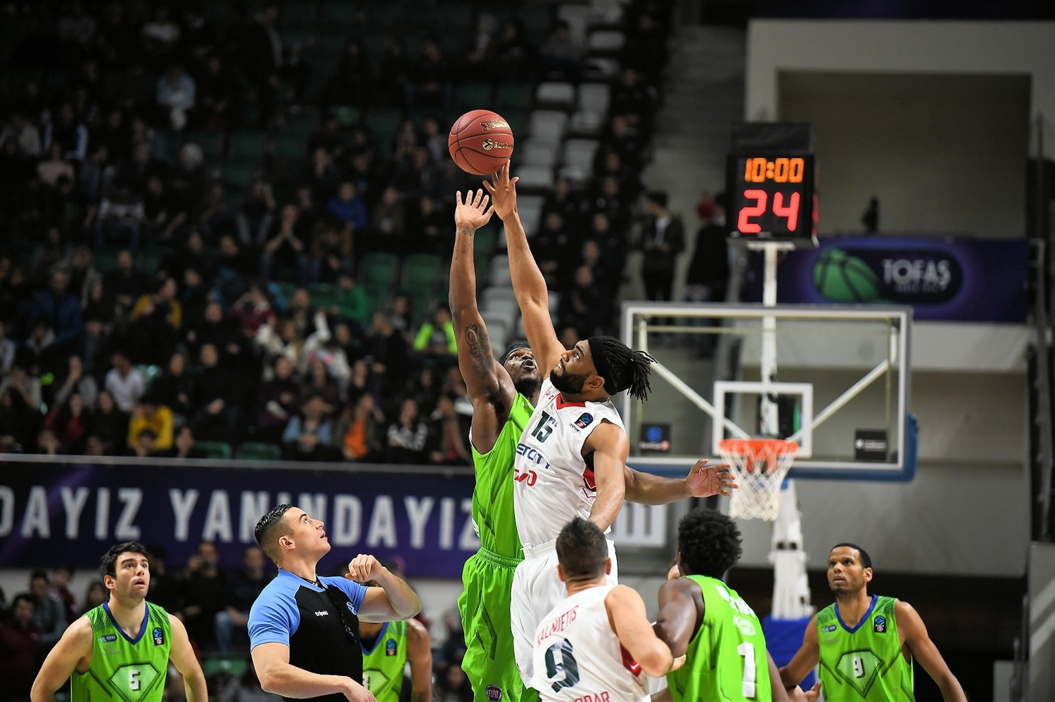 Alan Williams - Lokomotiv Kuban Krasnodar (photo Tofas - Ozan Demir) - EC19