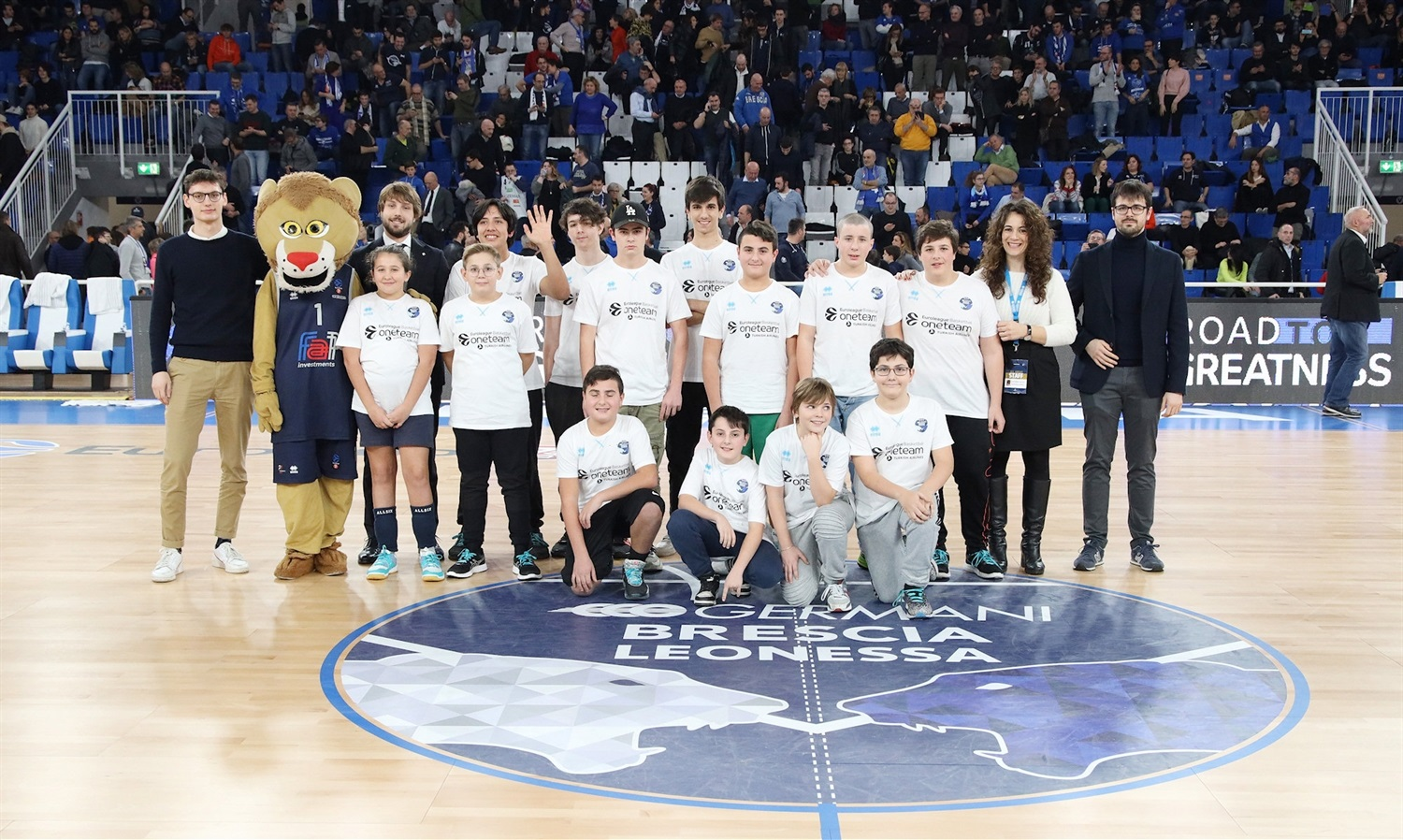 One Team Games - Germani Brescia Leonessa (photo Brescia) - EC19